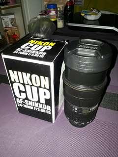 Canon Lens Nikon Thermal Mug