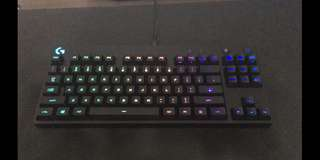 🚚 Logitech G Pro TKL Keyboard