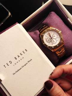Woman watches ted baker