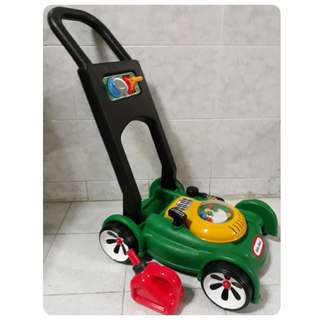 Little Tikes Gas & Go Lawnmower