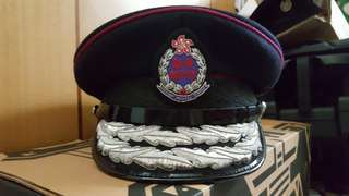 醫療輔助隊總監帽