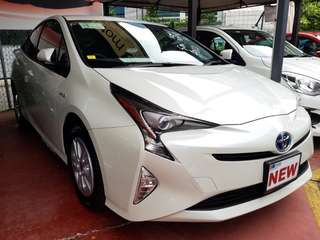 Brand New Toyota Prius