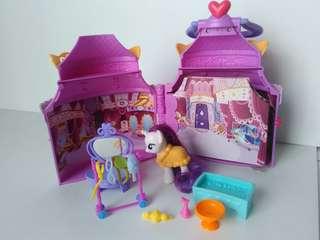 Litlle Pony House Original