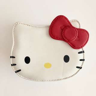 Authentic Hello Kitty Pouch
