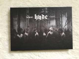 [PRELOVED] VIXX HYDE ALBUM