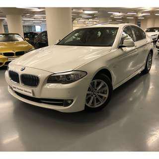 BMW 520iA Saloon 2013
