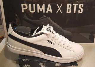<readystock> BTS PUMA COURT STAR SHOES