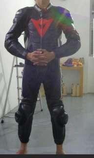 Dainese trickster evo kangaroo leather 1 pcs suit