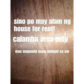 nag hahanap po ng house for rent 2beed rooms