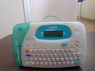 Casio Nameland KL P7