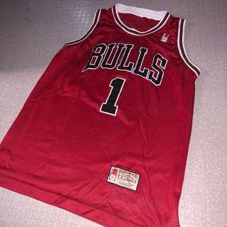 Chicago Bulls DRose #1 Jersey Replica