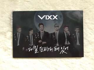[UNSEALED] VIXX ON AND ON