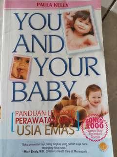 Buku panduan perawatan bayi