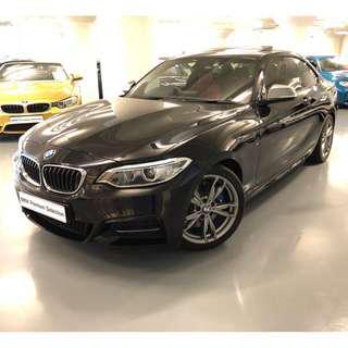 BMW M235iA Coupe 2014