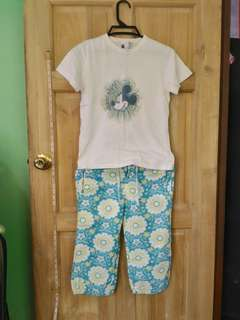 Girl's set clothes mickey
