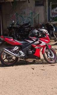 Motor cbr 150 cbr 2016