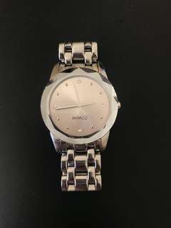 MIMCO silver watch