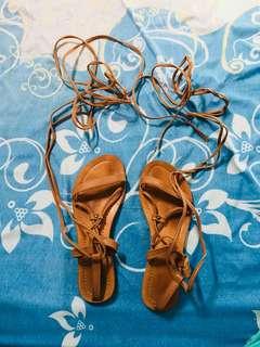 Sandal tali gladiator