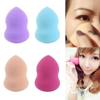 (93)Makeup Foundation Sponge Blender Blending Flawless Puff