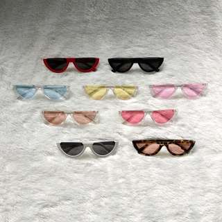 Restok watermelon sunglasses half frame