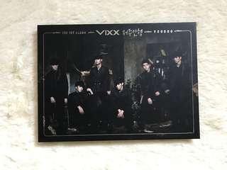 [UNSEALED] VIXX VOODOO ALBUM