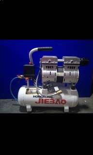 Jiebao oil free air compressor