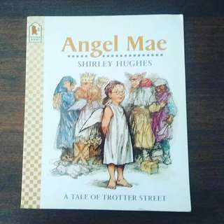 Shirley Hughes - angel mae