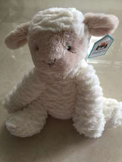 Jellycat Lamb Medium Soft Toy