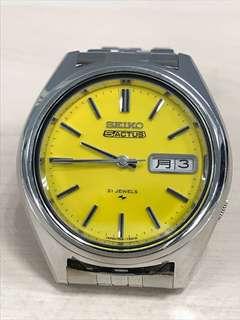 Seiko Vintage 1970 Actus 5 7019-8010