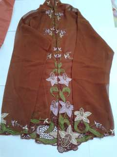 Nyonya Embrodery Blouse
