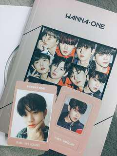 WTT Wanna One Undivided album (Wanna ver)