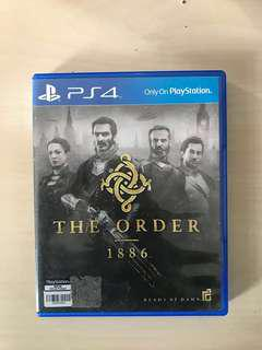 BD PS4 The Order Reg All Asia