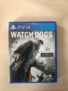 BD PS4 Watch Dogs Reg 3