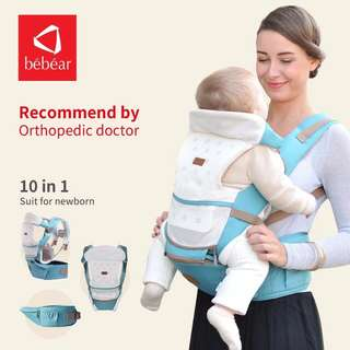 Baby carrier Bebear