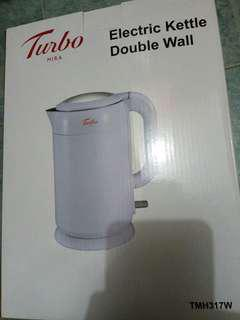 Turbo Electric Kettle (Double Wall)