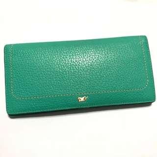 Braun buffel long wallet with box