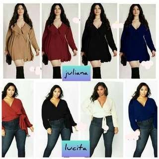 Plus size Tops/ Dress