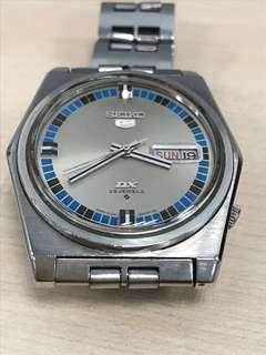 Seiko 5 DX 6106-8170 Vintage 1968 Automatic Watch Original Band