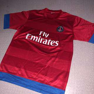 Football Jersey Replica (Fly Emirates) PSG
