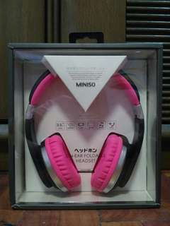 On-Ear Foldable Headset