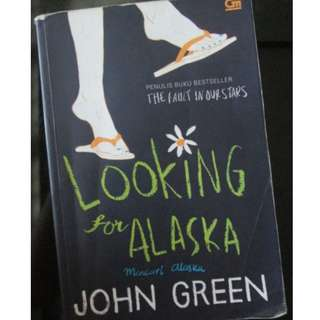 Looking for Alaska (John Green) Bahasa Indonesia