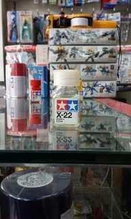 Tamiya X-22 Clear Enamel Paint