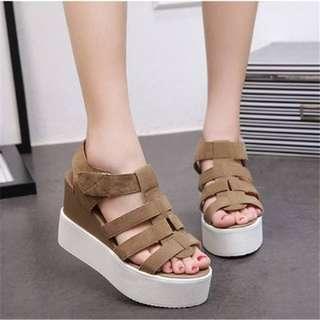 Sandal wedges 053