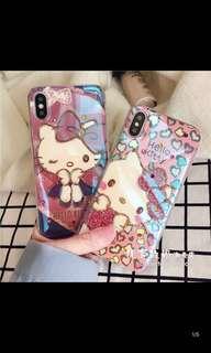 IPHONE 6 hello kitty 電話套