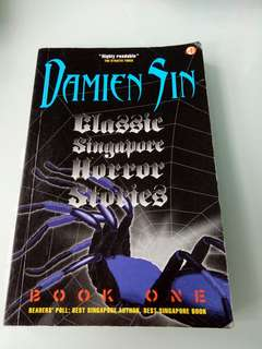 Damien Sin Classic Singapore Horror Stories