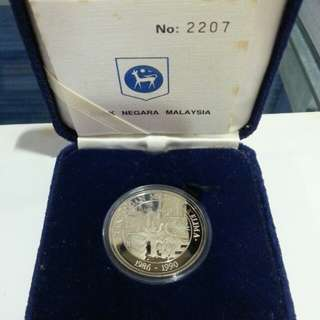MALAYSIA PROOF COIN