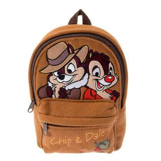 Japan Disneystore Disney Store Dale Backpack type Pencil Pen Case