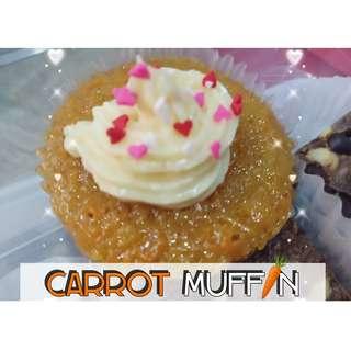 Carrot Muffin/6pcs
