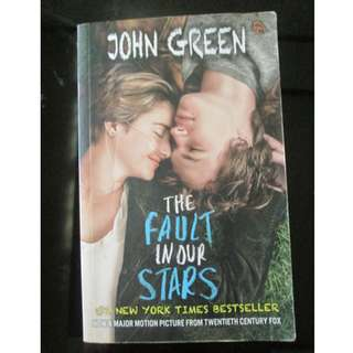 The Fault in Our Stars (John Green) Bahasa Indonesia