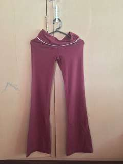 Maroon Jogging Pants